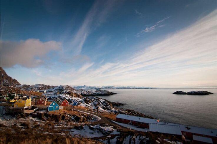 Die Arctic Circle Road wird die Siedlung Sisimiut mit Kangerlussuaq verbinden. (Bild: Greenland